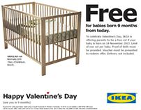 IKEA Valentine's Day (Print/Direct)