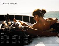 Jonathan Hanson, Print Promotion