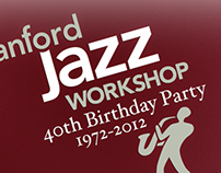 Stanford Jazz Workshop (40th Birthday Party)