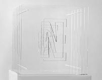 EN FACE CUBE (Graphic Design Award 2013)