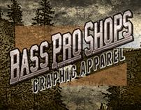 Bass Pro Shops - Apparel Design