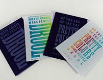 design quote letterpress