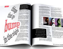 Things That Go Bump in the Night (Editorial)