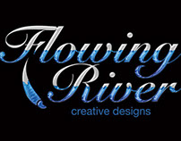 Flowing River Business Cards