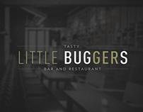 Restaurant Concept & Design - Tasty Little Buggers