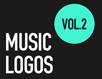 MUSIC LOGOS VOL.2