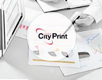 London City Print - ReBranding