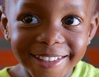 Smiling Faces of South Africa