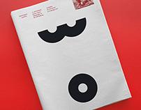 Tauromaquia typeface specimen