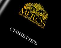 Meros & Christie's Auction catalogue