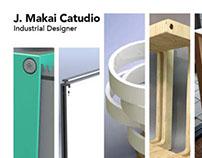 Catudio Portfolio, June 2013