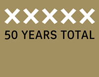 50 Years Total