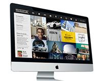 The Good Life - Website