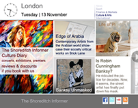 Website sketches & editorial proposal [ONLINE NEWSSITE]