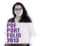 Portfolio 2013 // Lili Seidl