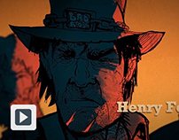 Generic - Once upon a time in the West - Remake
