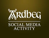 Ardbeg (LVMH Group), Social Media Activity