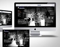 "NRP Web Interface ""Concept"""