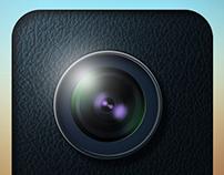 Camera icon for fun!