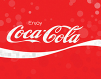 Coca-Cola Countertop Display