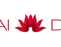 Thai Dish - restaurant logo design