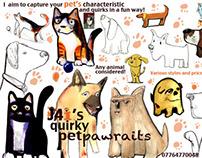 Pet Pawtraits