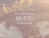 Virgin Atlantic Campaign Website