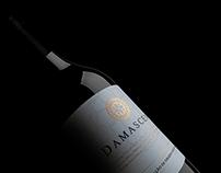 Moscatel Roxo Label/Box - Vinhos Damasceno