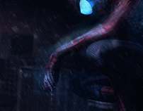 Spiderman Cosplay Manip