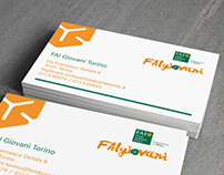 FAI Giovani business card