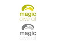 Logotipos para Magic Olive Oil