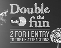 MasterCard Days Out promotion