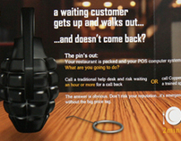 Copperstate Restaurant Technologies - mailer