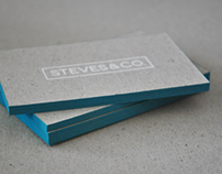 Steves&Co. Business Cards
