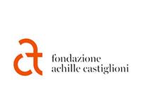 FONDAZIONE ACHILLE CASTIGLIONI_ Brand design proposal