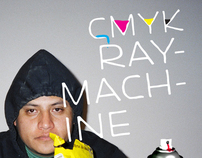 CMYK Ray Machine