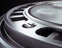 CGI-productshots Telefunken