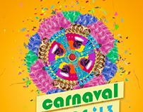 Cartaz Carnaval Ovar '13