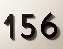 Typeface: 156