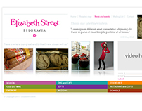 layout/web design