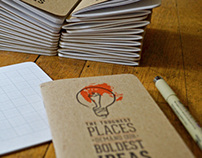 Mercy Corps Notebooks