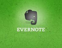 Redesign - Evernote
