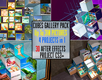Cubes Gallery Pack