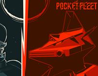Pocketfleet, commanders