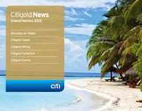 Newsletter Citigold
