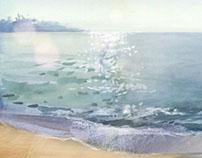 Watercolors from Sri-lanka 2013