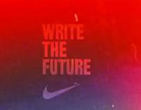 Nike - Write The Future - The Netherlands