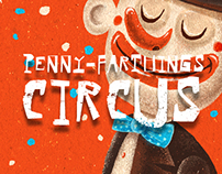 Penny-farthings circus