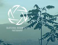 Photograpers' Website and Logo Design
