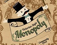Victorian Era Monopoly